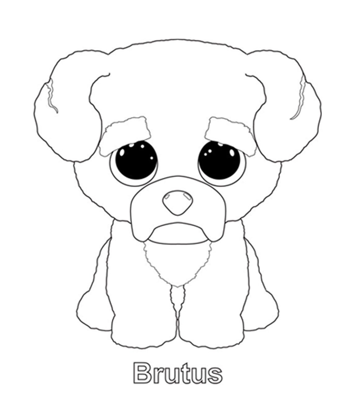 ty inc on twitter we have beanie boo coloringpages tweet us your masterpieces and we might. Black Bedroom Furniture Sets. Home Design Ideas