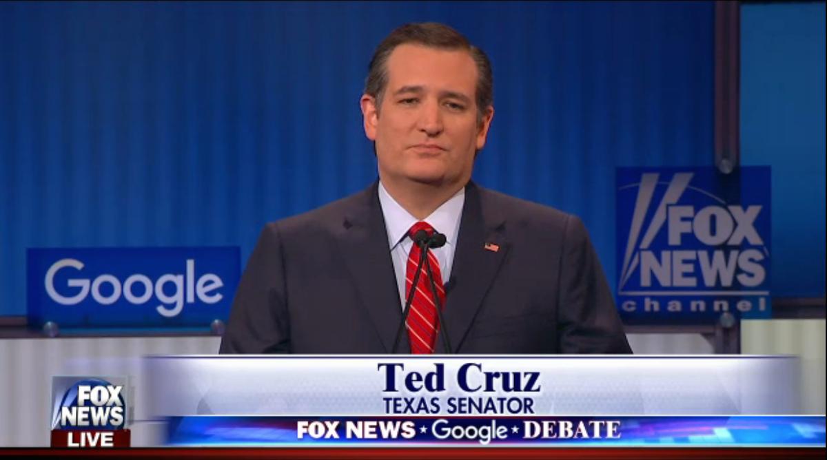 Ted Cruz rips Fox News debate moderators | WATCH: https://t.co/Ii3fdJ7EsP #GOPdebate https://t.co/v417fmlFgv