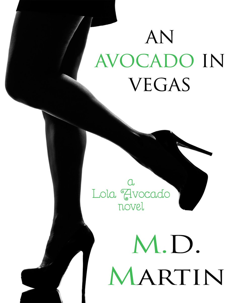 Available tomorrow 1/28/16 the second installment in the Lola Avocado  series -