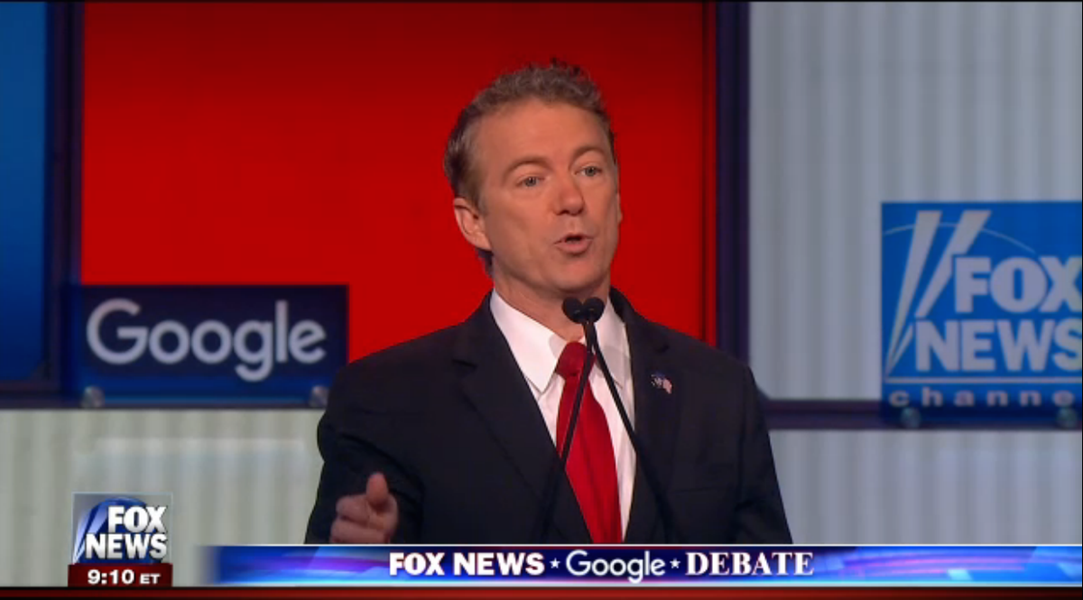 JUST IN: Rand Paul says GOP should be part of criminal justice reform | WATCH: https://t.co/B6qafiaUEU https://t.co/GtYVgNGHvf