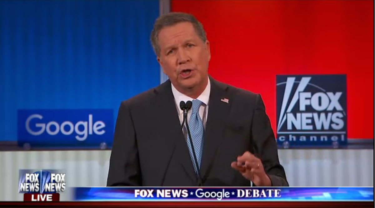 """Kasich: """"The time has come to stop ignoring the mentally ill in this country"""" https://t.co/9f9c0VLe72 #GOPdebate https://t.co/In74VvaNVY"""