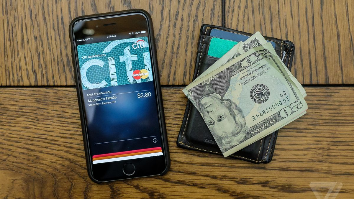 Apple Pay and Android Pay are coming to ATMs in the US this year