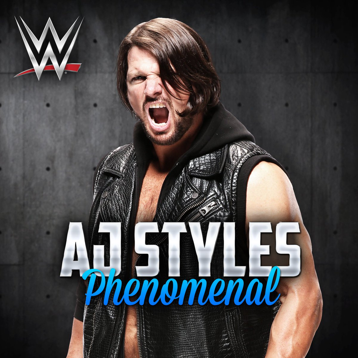 YOU asked for it, YOU got it! @AJStylesOrg's theme #Phenomenal is LIVE on @YouTube NOW! https://t.co/0hRBB51OwJ https://t.co/HUfKJNiy0A