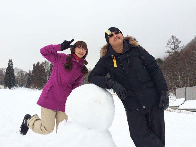劇場版「ペルソナ3」コラボ開催中の「Persona Snow Festival 2016」の模様を交えた公開収録