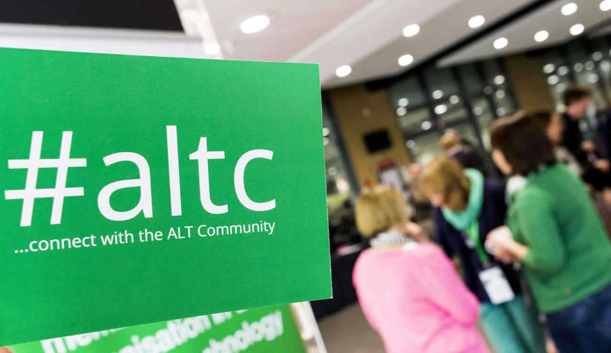 """Proposals for ALT Annual Conf 2016 announced. Time to """"Connect, Collaborate, Create"""" https://t.co/vyjT4xBfSC #altc https://t.co/uzo2Zg93pm"""