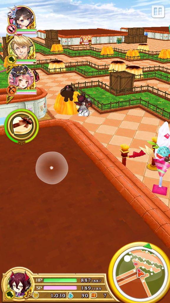 【白猫】「スィー島」6-2と6-3が謎のゼリー出現バグで進行不能に!現在原因調査中、攻略途中の人は注意!【プロジェクト】