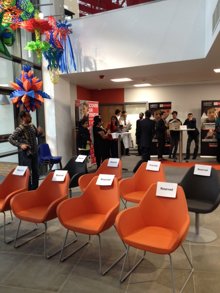 Harrow College On Twitter Just Minutes Away From The CareerCollegesT And Enterprise Centre Launch Here At Excited