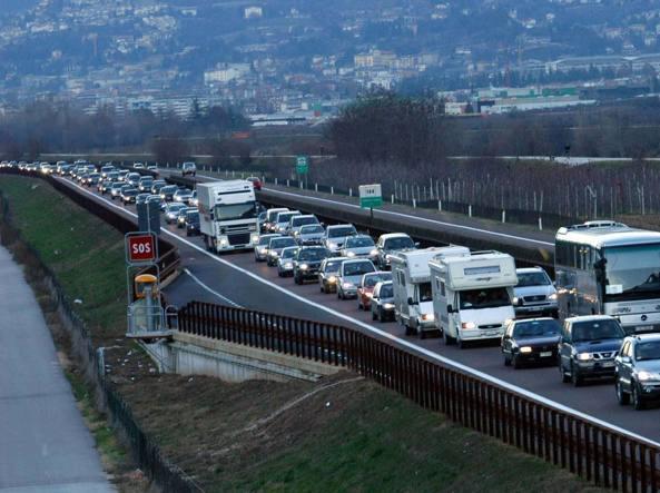 """AD Autobrennero: """"Controlli sui camion entro metà aprile, sicuramente ci saranno lunghe code"""""""