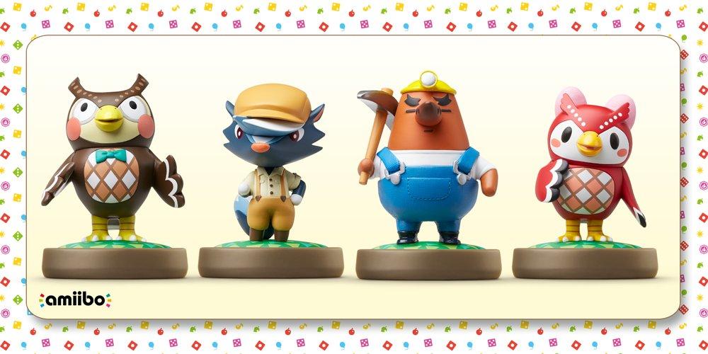 Nuevos Amiibos de Animal Crossing CZ4YkahWcAAY0AS