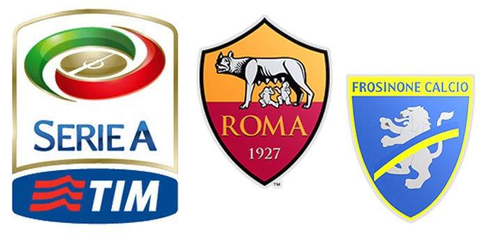 Diretta Serie A: ROMA-FROSINONE Streaming Rojadirecta, come vedere la partita di calcio