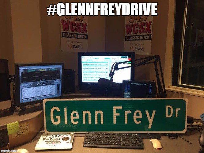 #GlennFreyDrive share your pics and photos! https://t.co/OjBnnbSp6M