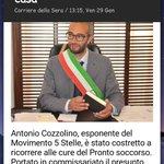 #BREAKING # solidarietà a #Cozzolino <a href='https://t.co/n6ldm1oCYG' target='_blank'>https://t.co/n6ldm1oCYG</a>