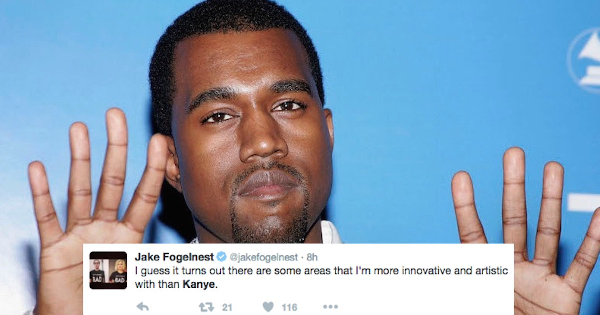 The Funniest Reactions To Kanye Denying He Likes Ass Play Https T