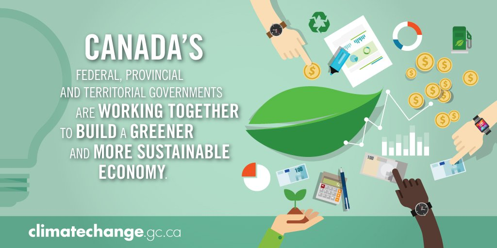 Together we can grow our economy and preserve our #environment! #CdnEnv https://t.co/2wCQNn5CXk