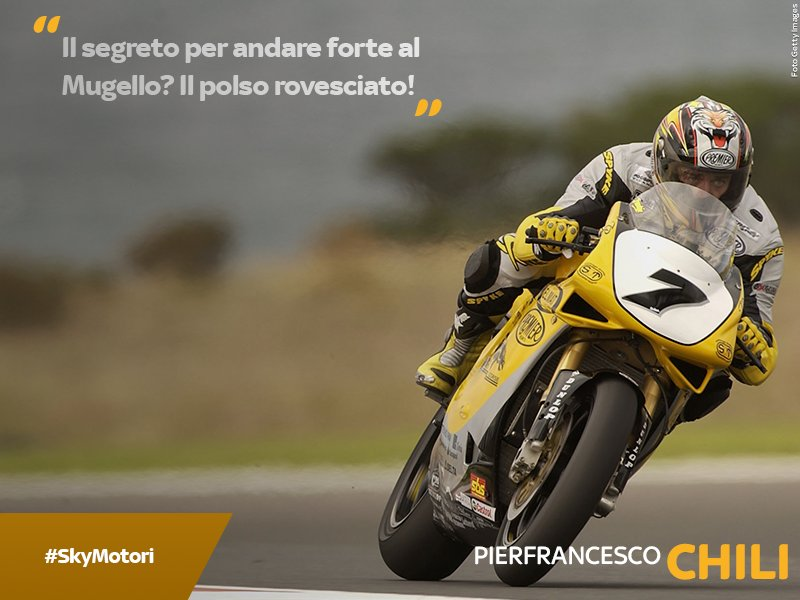 Sky Sport Motogp On Twitter Pierfrancesco Chili è Uno Dei
