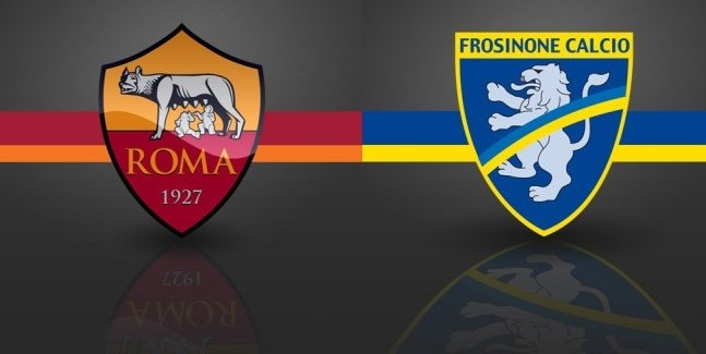 ROMA-Frosinone Streaming Diretta Calcio Rojadirecta