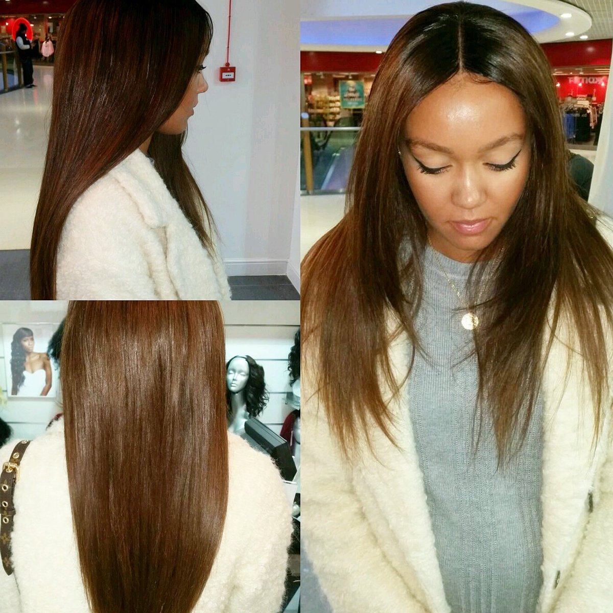 Beyond Hair Uk On Twitter Full Weave With Lace Closure Using Our