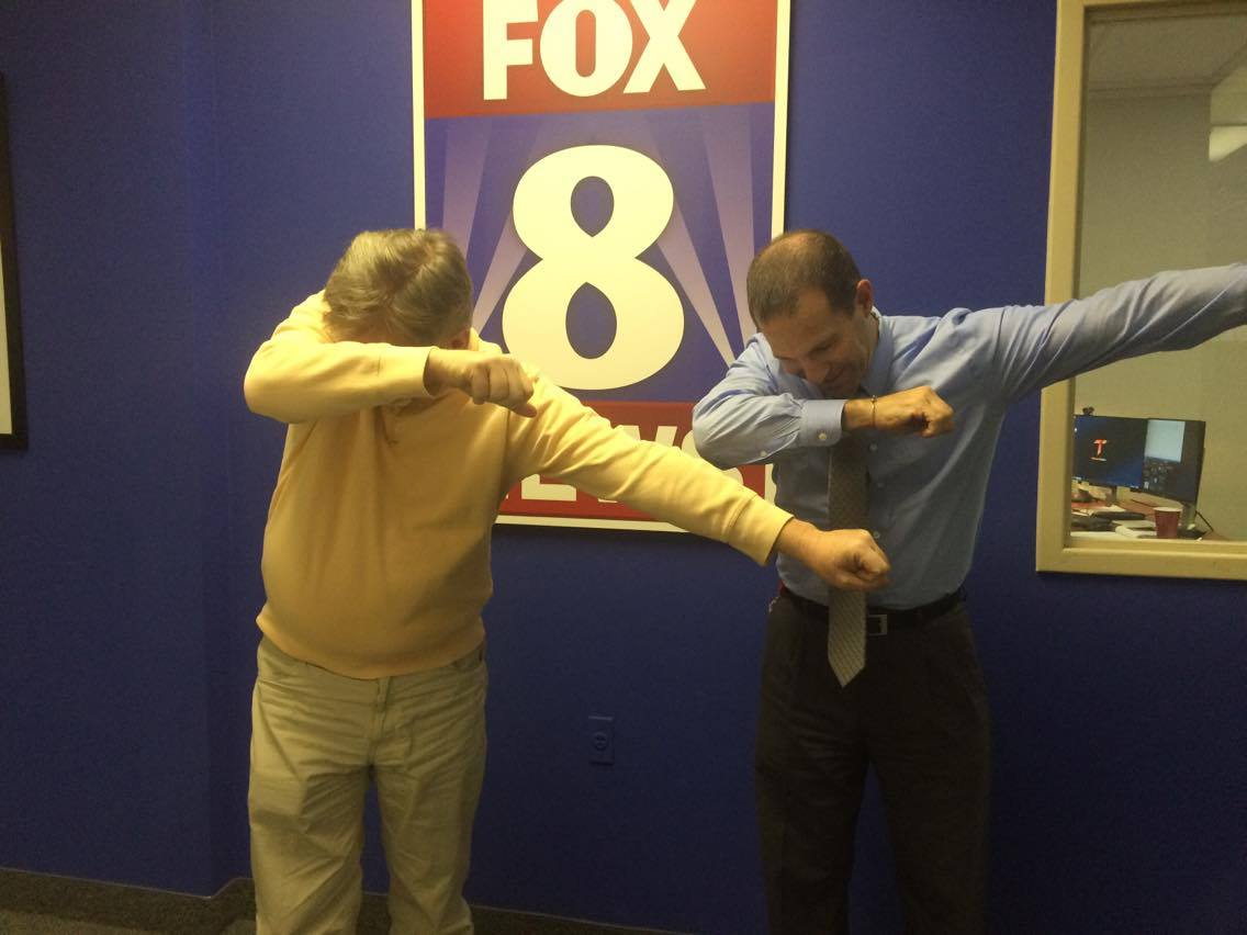 Friday Dab : Dabbin Friday Dab Panthers KeepPounding | FOX8