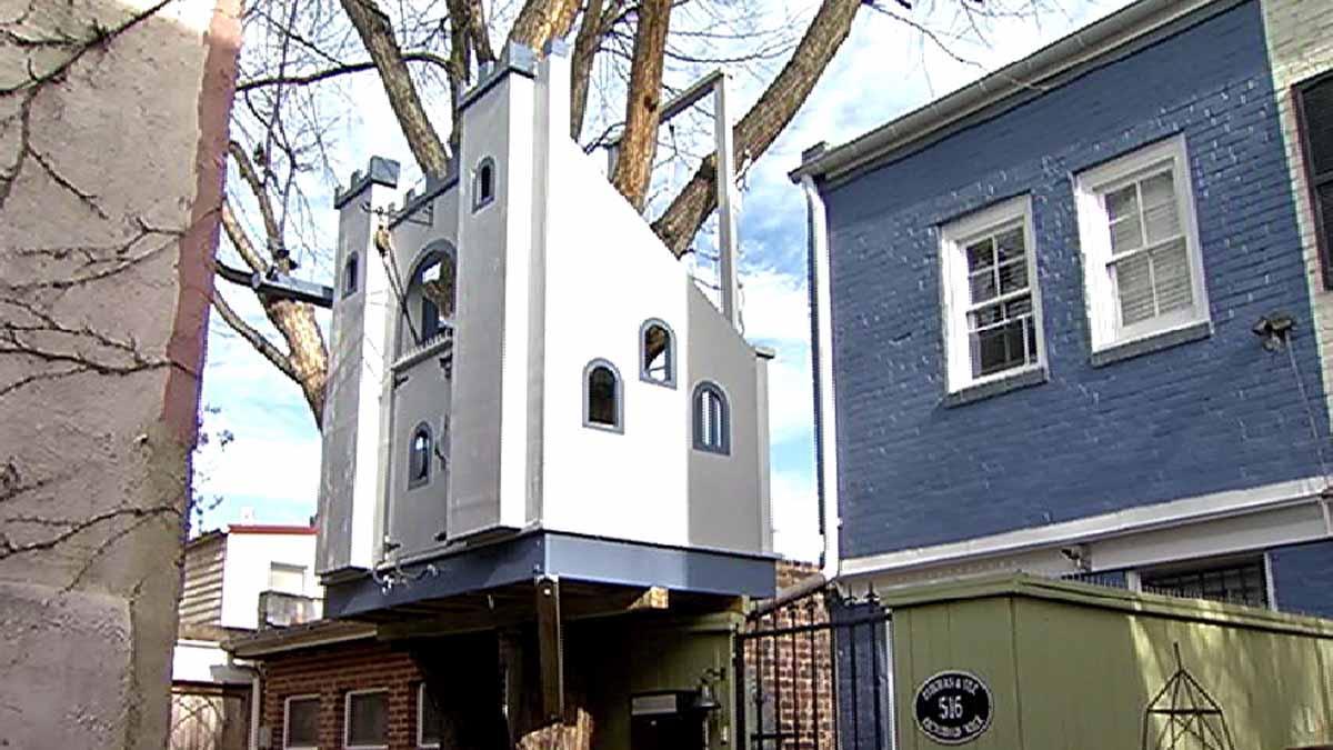 Permit Denied for Capitol Hill Treehouse https://t.co/bkisor6ue3 #DC