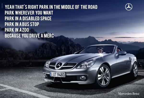 "luxury car ads  Nikki on Twitter: """"@WeFixYourAdvert: Several luxury car brands ..."