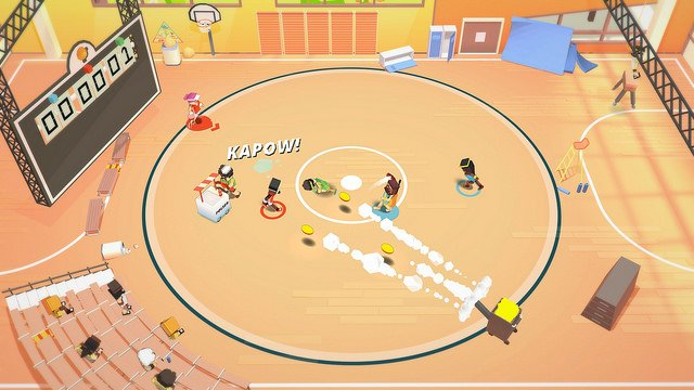 Playstation On Twitter Stikbold A Dodgeball Adventure Coming To