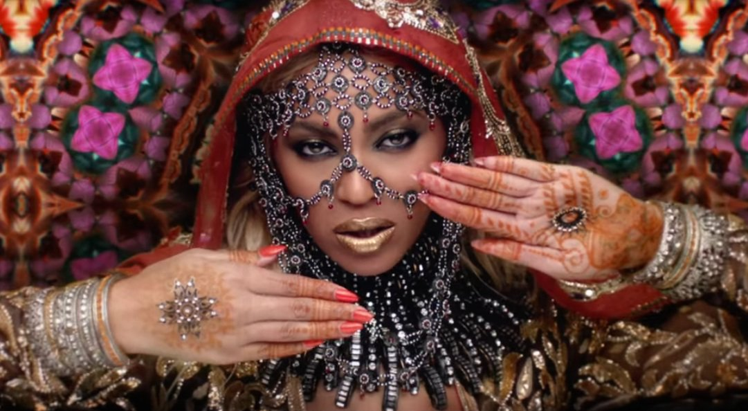 Coldplay and Beyoncé face backlash over India-themed music video