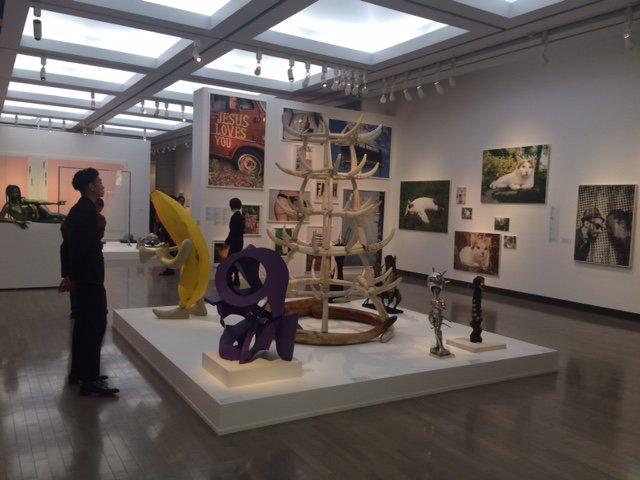 村上隆スーパーフラットコレクション展--蕭白、魯山人からキーファーまで--@横浜美術館(〜4月3日)。美術や文化財について関心のある人は見ておくべき展覧会。縄文土器から最新の現代美術まで。その超絶スケールを体感すべし。 https://t.co/RDoGTvgUAN