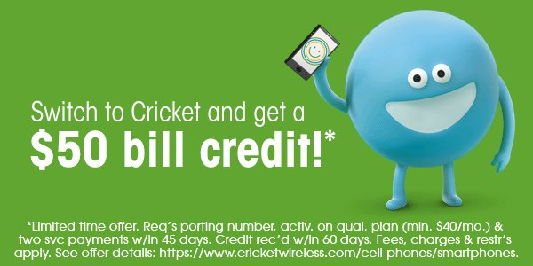 how to get my cricket account number