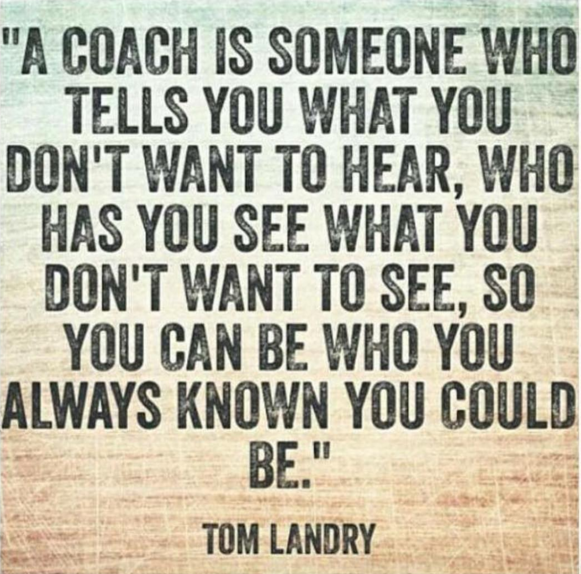 Great Coach Quotes Impressive Steve Cronshaw On Twitter A GREAT Tom Landry Quote On Coaching To