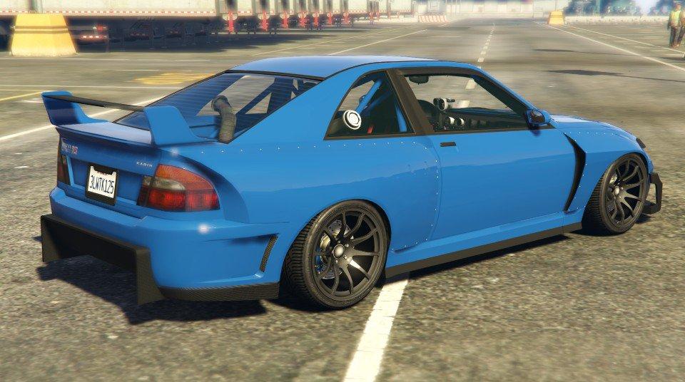 new car in gta 5 online