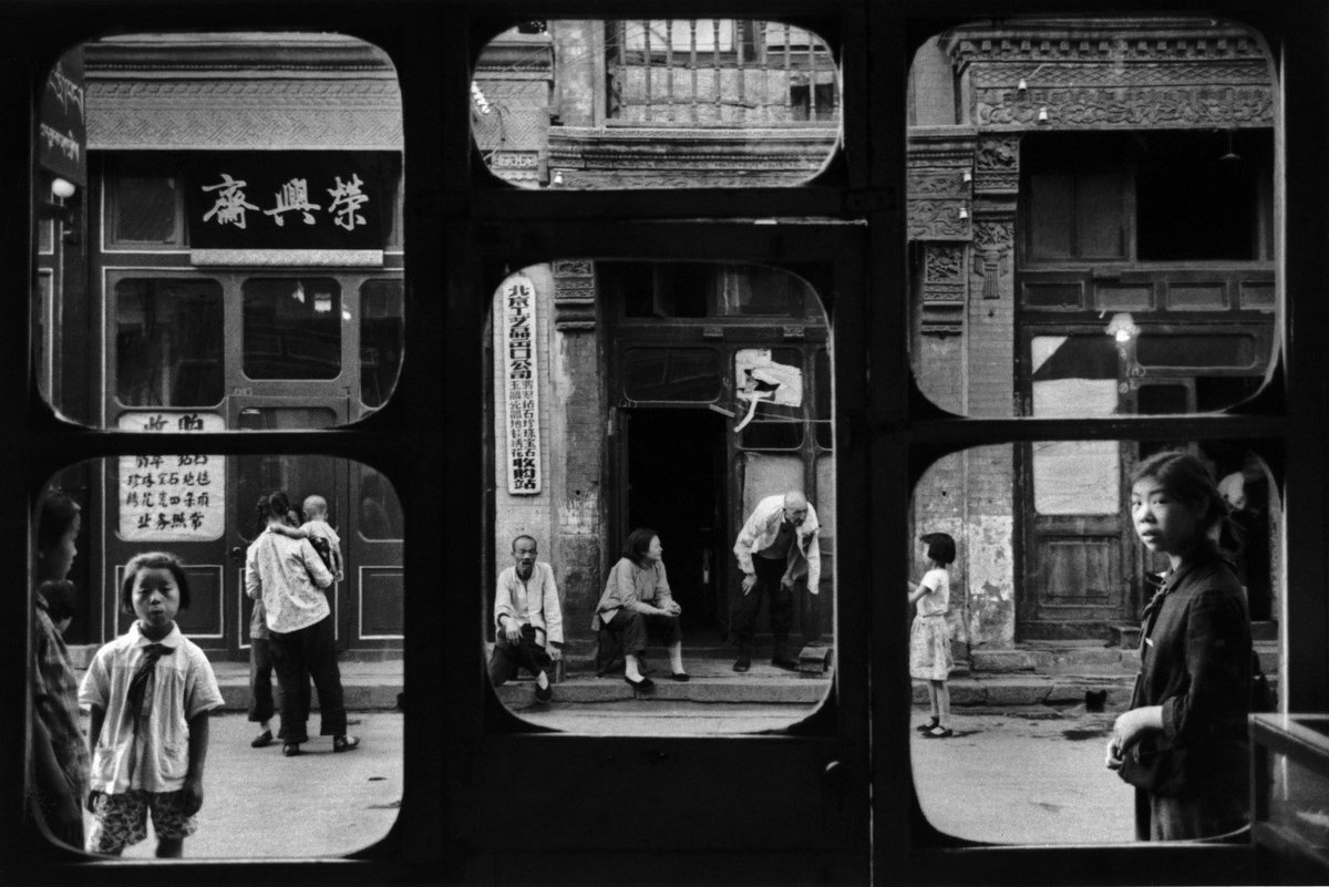 Marc Riboud on Photography, Hard Work and How We are All the Same @MagnumPhotos https://t.co/uQYy2nMaEG https://t.co/wo6xjTUCTc