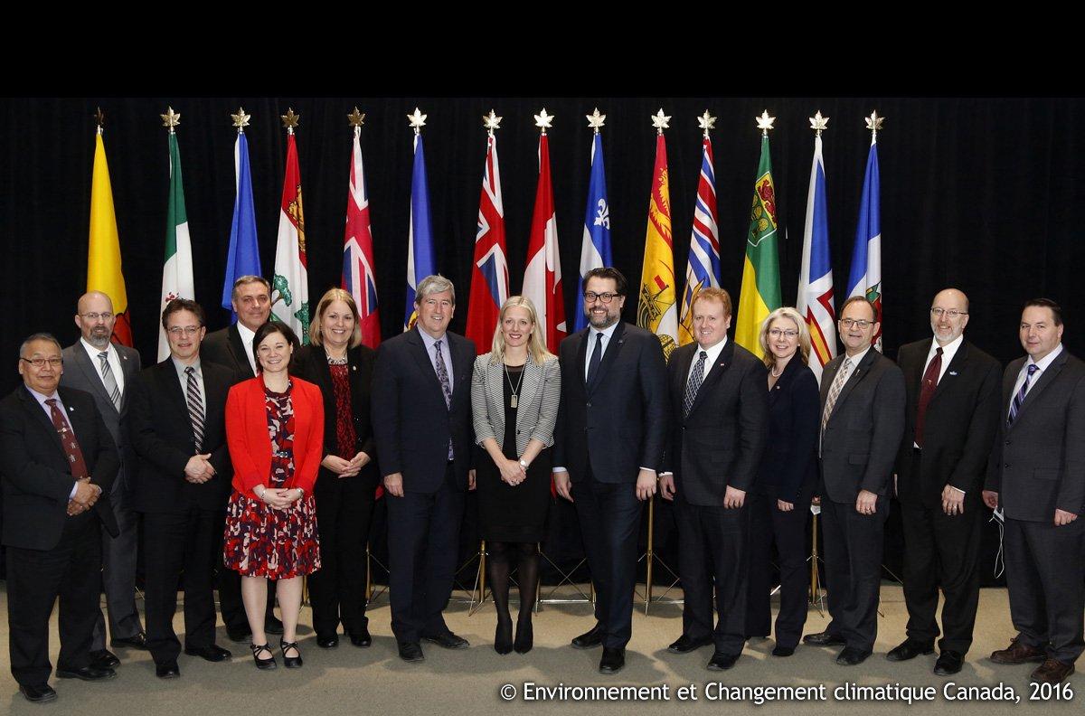 Thumbnail for LE PARCOURS DU CANADA DANS LA LUTTE CONTRE LES CHANGEMENTS CLIMATIQUES : nous avons fait beaucoup de chemin!