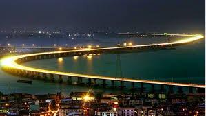 Lagos lights up Third Mainland Bridge https://t.co/Io2K8lLnCV https://t.co/ExBKzDEo2Q