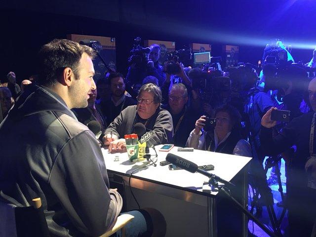 Custance: Welcome To NHL All-Star Weekend, John Scott