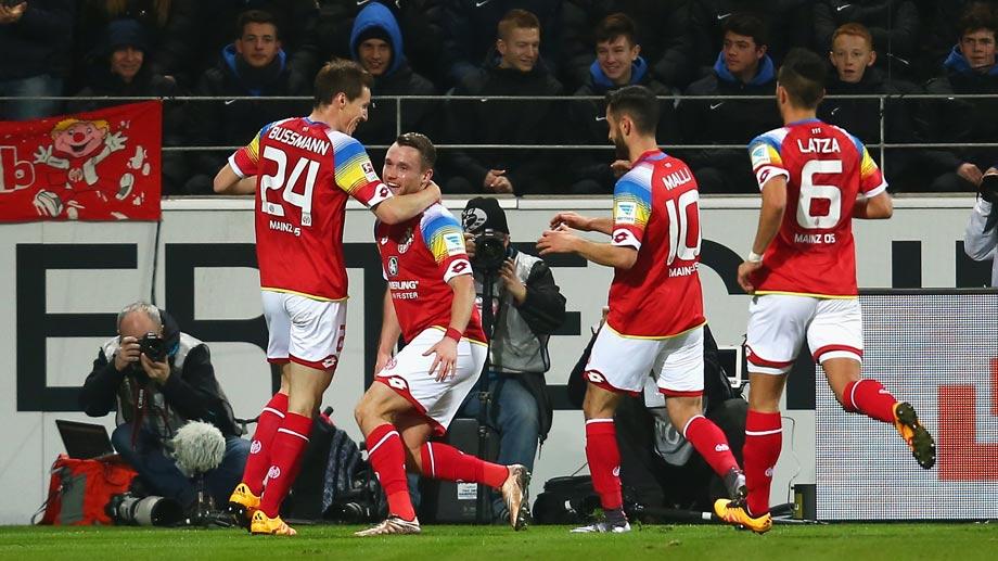 Video: Mainz 05 vs Borussia M gladbach