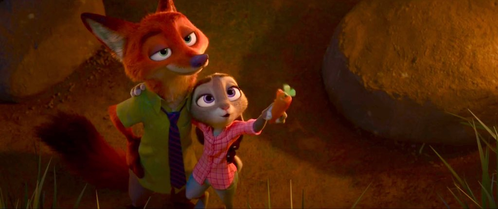 nick wilde of zootopia on twitter quotquotboomquot and now the