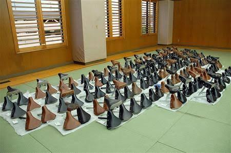 警視庁 神奈川県警 サドル 芸術点狙い 警視庁躍動感に関連した画像-02