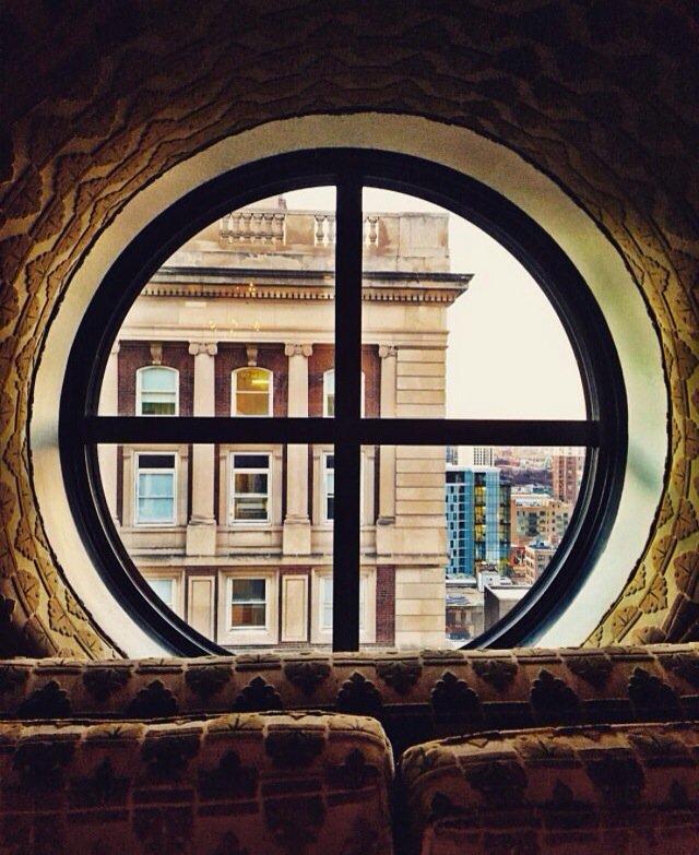 The Blackstone Hotel social image