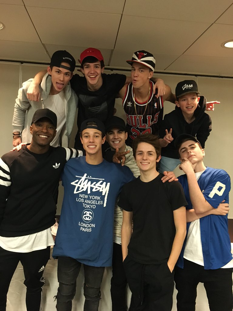 magcon tour on twitter quotcome see these guys