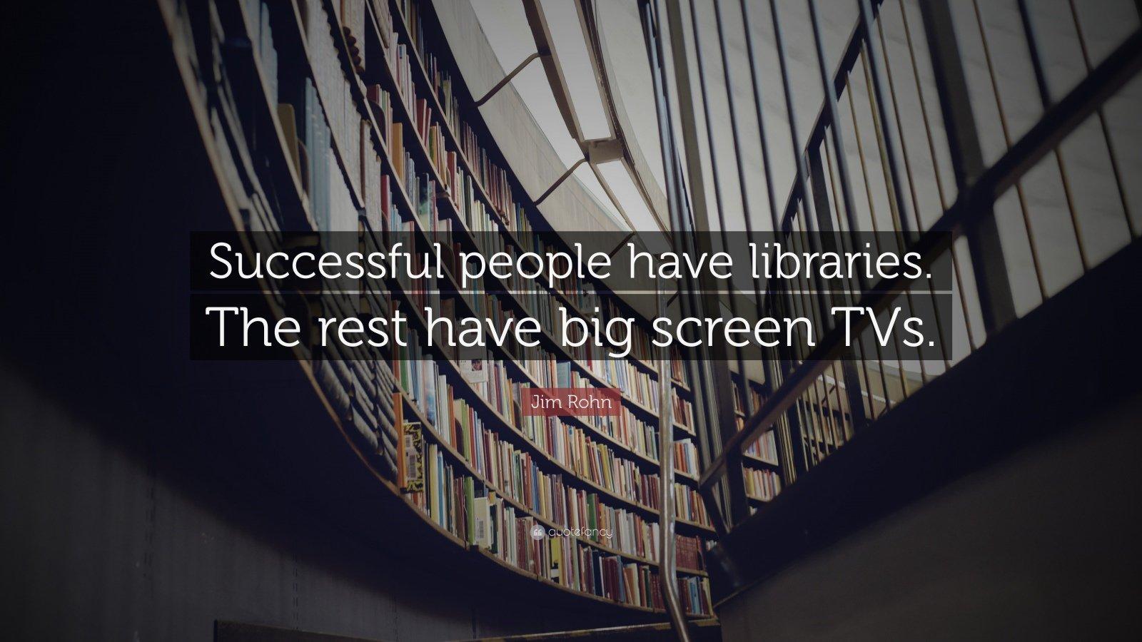 Lese bøker bli rik