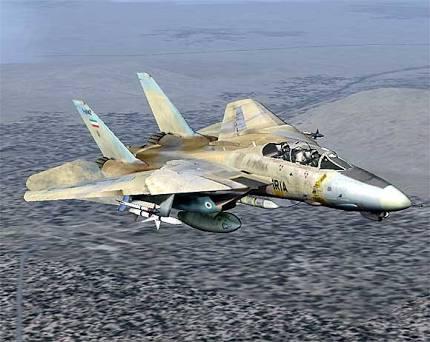 ペルシャぬこは今日も空を飛ぶ -イランのF-14オーバーホールセンター完成による稼働機増加-