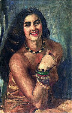 Amrita Sher-Gil would have been a 103 today. Here's thinking about one of my favourite artists. https://t.co/7SSiFG3krJ