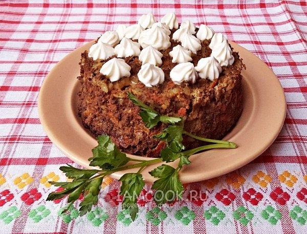 Рецепты тортов на новый год 2013
