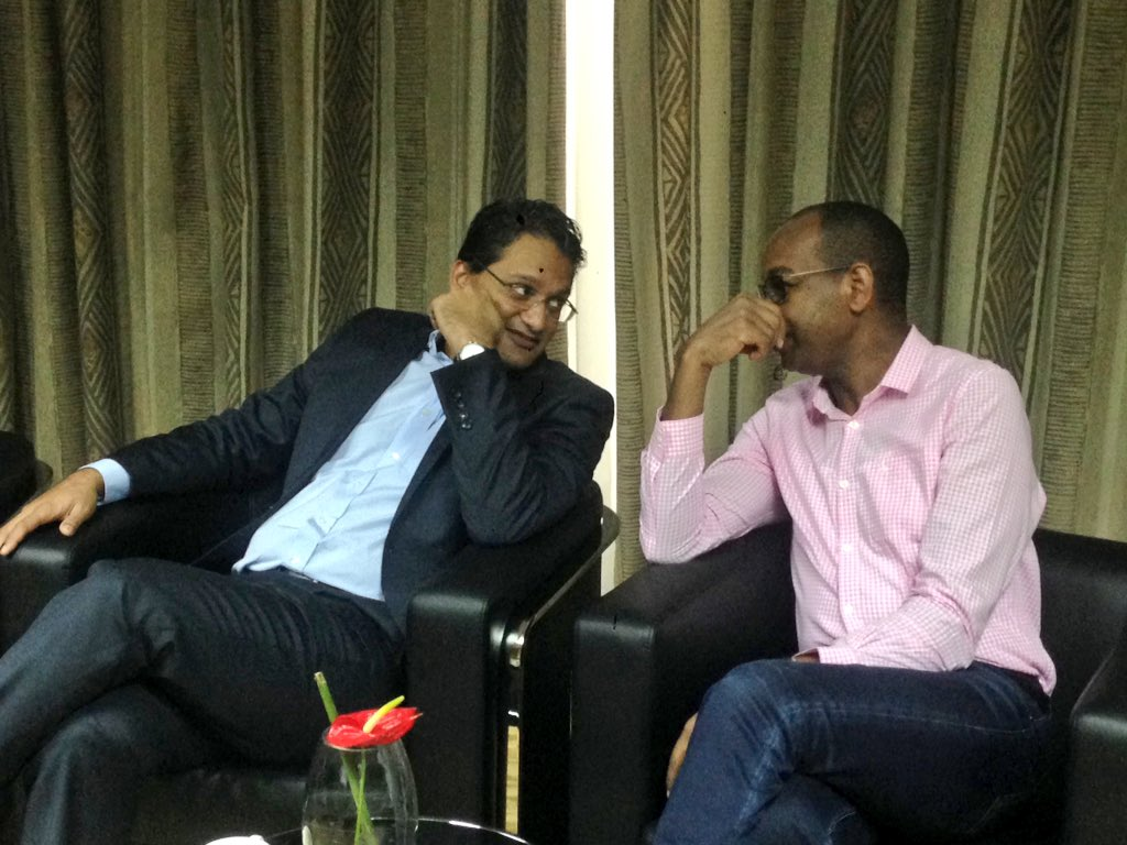 "KCB Group on Twitter: ""KCB Group CEO @JoshuaOigara and KCB Group ..."