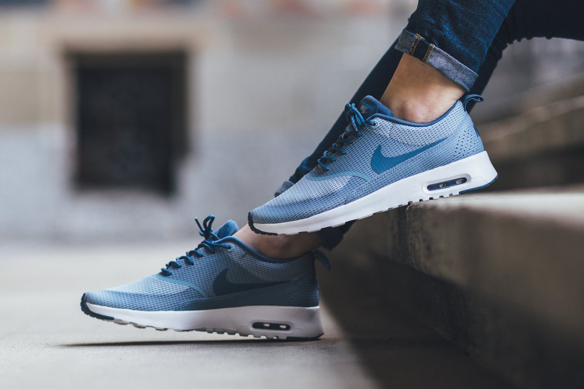 Nike Air Max Thea Blue Grey
