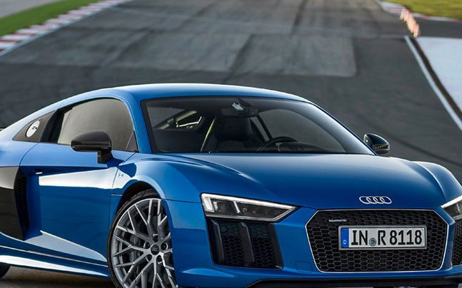 Rent a swanky Audi R8 V10 with Eco Rent a Car https://t.co/PGN13eBhef
