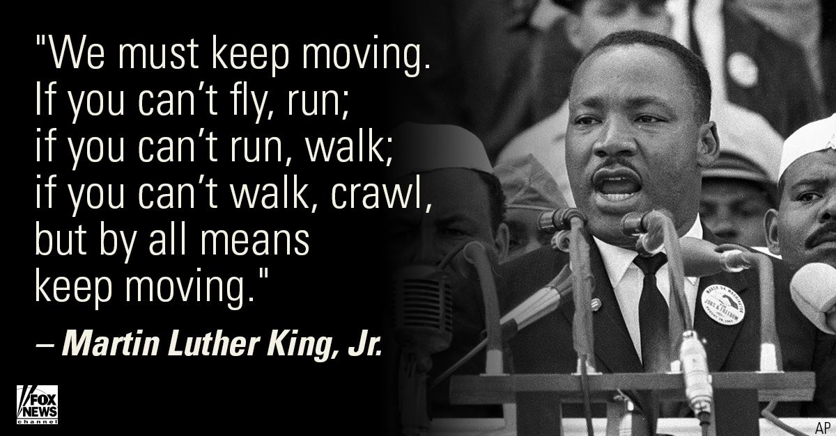 martin luther king jr man courage