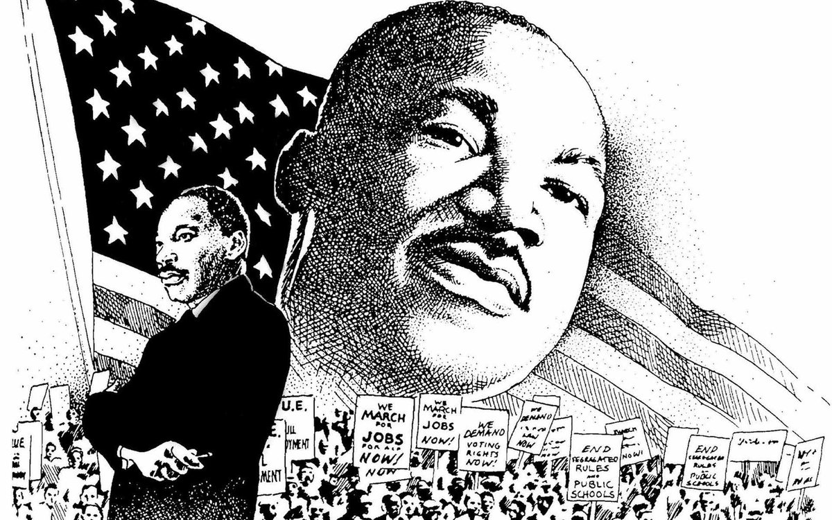 Everything you didn't know about #MartinLutherKing. https://t.co/SqA3tkvo8R @blackenterprise #Celebrate #MLKday https://t.co/oVXA1A0NPu