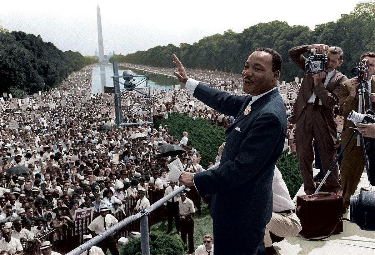 A drive for success suits you to go after change. Thank you Dr.King for helping all of us to #DreamBIG. #SJDreamBIG https://t.co/o3W0175efM