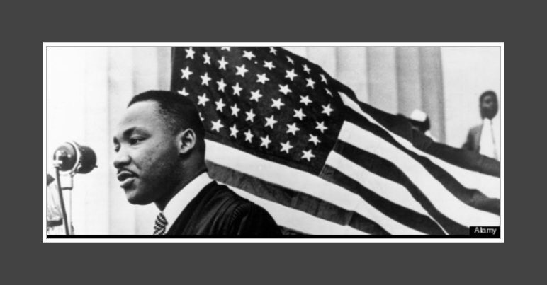 """I have decided to stick with love. Hate is too great a burden to bear."" ~Dr. Martin Luther King, Jr. #MLKDay https://t.co/urys4I4J2K"
